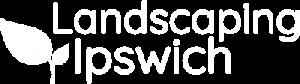 Landscaping Ipswich Logo white